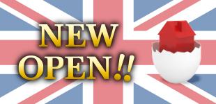 NEW OPEN!!