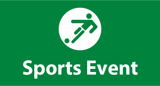 button for sports event