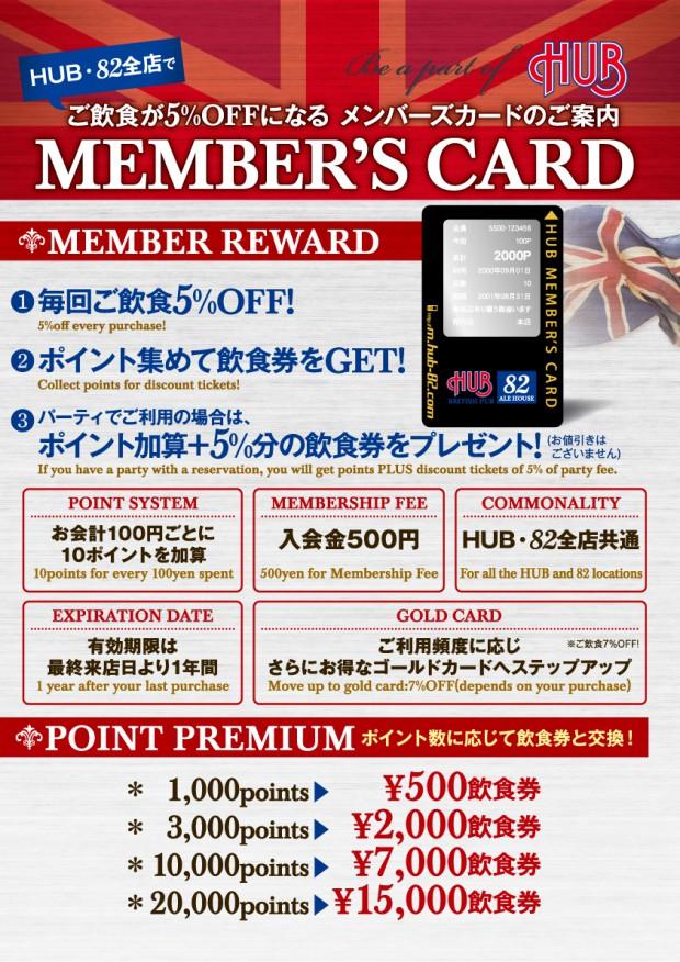 ★★メンバーズカードお持ちですか~??★★-0