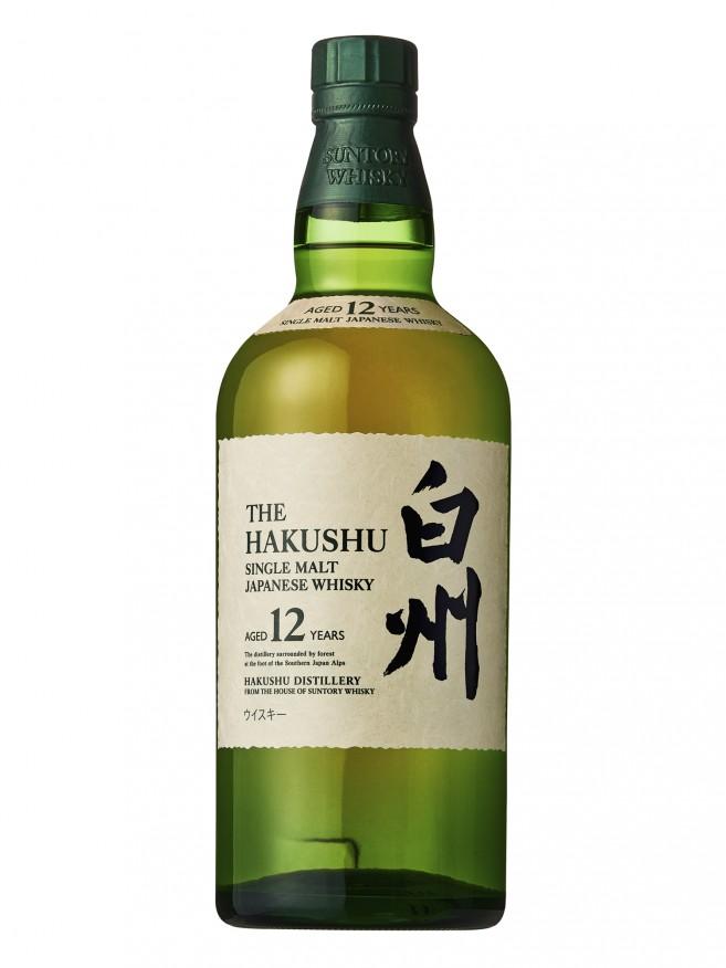 本日のゲストウイスキー【白州12年】-0